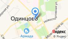 Корпорация «Сибирское здоровье»  на карте