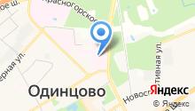 Клиническая больница №123 на карте