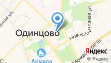 Мособлпроектстрой на карте