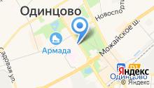 ОДИНМЕД+ на карте