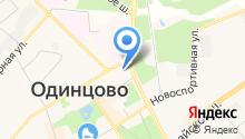 Одинцовский портал услуг на карте