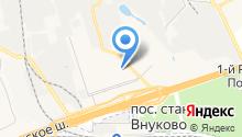 Одинцово-1 на карте