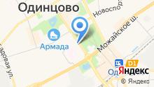 Маковка на карте