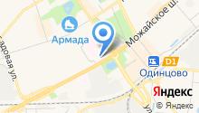 MarketingTime на карте