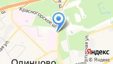 Eva clinic на карте