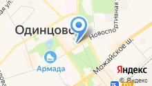 Корпоративный Университет Банка России на карте