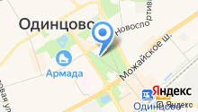 К.О.М. на карте