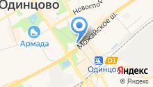 Каравай СВ на карте