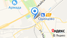 Профессиональная автокнига на карте