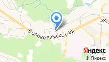 Отверткин на карте