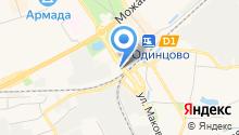 Магазин керамической плитки на карте