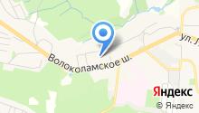 HOME GYM на карте