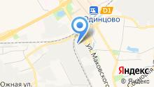 МосБурСервис на карте