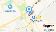 Одинцовский городской суд на карте