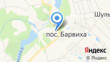 Почтовое отделение №143083 на карте