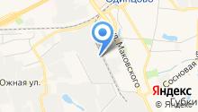Москоопконтракт на карте
