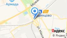 Автомойка на Привокзальной площади на карте