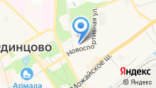 Альфа-Единоборства на карте