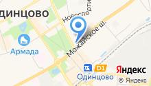 ДИСТАН на карте
