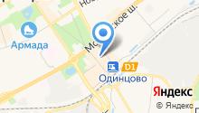 Магазин женской одежды и обуви на карте