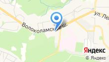 Почтовое отделение №143450 на карте