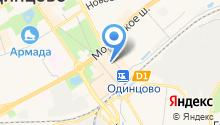 Магазин замков и дверной фурнитуры на карте