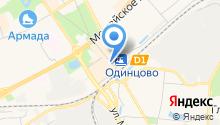 Магазин семян на Советской на карте
