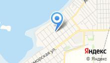 Администрация Витязевского сельского округа на карте