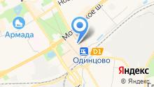 Магазин сантехники и замков на карте