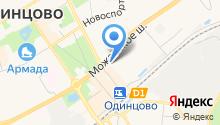 ГУП МОСПРОЕКТ ИНВЕСТ на карте