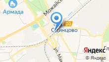 Магазин автотоваров для ВАЗ, ГАЗ на карте
