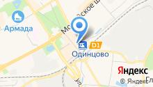 Магазин одежды, обуви и домашнего текстиля на карте