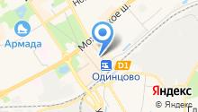 Магазин бытовой техники и химии на карте