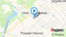 MKDB на карте