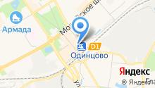 Сантехника в Одинцово - продажа, доставка, монтаж на карте