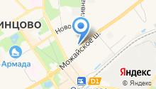 МОСОБЛБАНК на карте