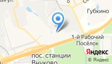 БРУСБОКС на карте