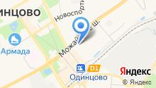 ДЖОНИ-ГЕЙМ на карте