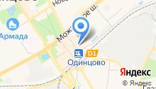 Обувной Шнурок на карте