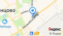 Московский областной фонд развития микрофинансирования субъектов малого и среднего предпринимательства на карте