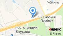 АКОС на карте