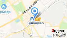 Орбита-Н на карте