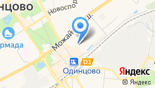 На Вокзальной на карте
