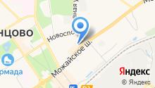 Компьютерный магазин на карте