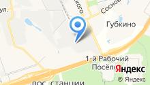 Адамполис+М на карте