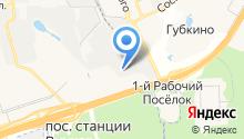 ЗМД Подмосковье на карте
