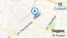 Hostelciti на карте