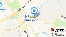 Юком на карте