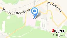 Пантелеимоновский храм на карте