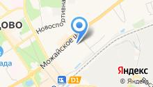 Нотариусы Михалкина Е.В. и Глазкова Ю.А. на карте